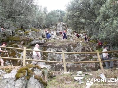 Parque Nacional Monfragüe - Reserva Natural Garganta de los Infiernos-Jerte;fin de semana senderism